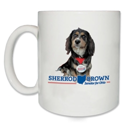 Coffee Mug: Franklin for Sherrod